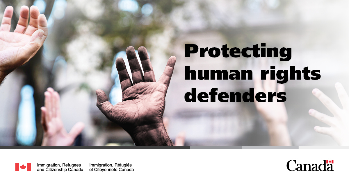 Our country has a long and proud tradition of providing protection to those at risk. As a global leader, Canada welcomed close to a third of all resettled refugees from around the world in 2020.