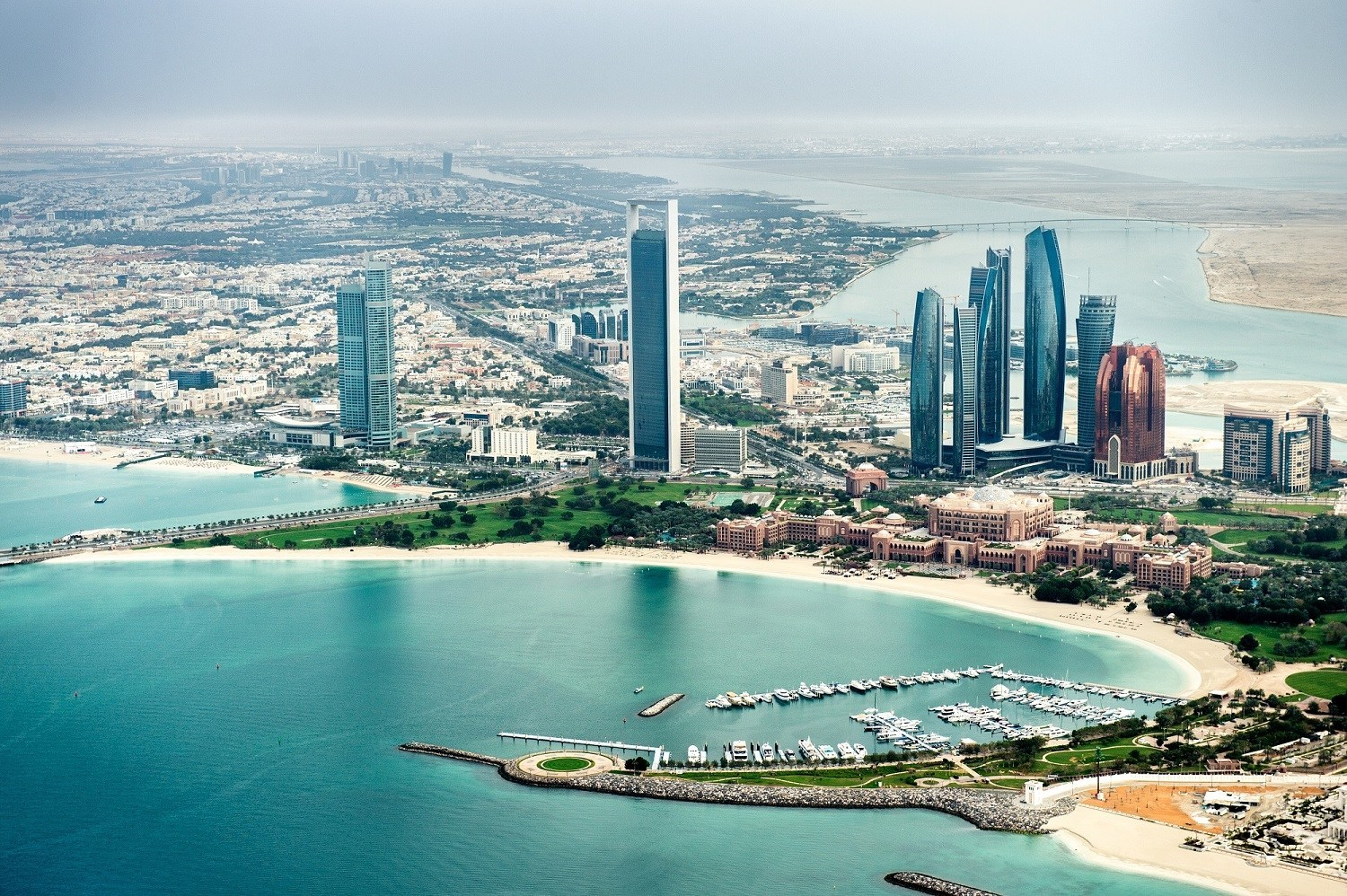 Unvaccinated travellers from 'Green List' countries also able to enter Abu Dhabi with no quarantine.