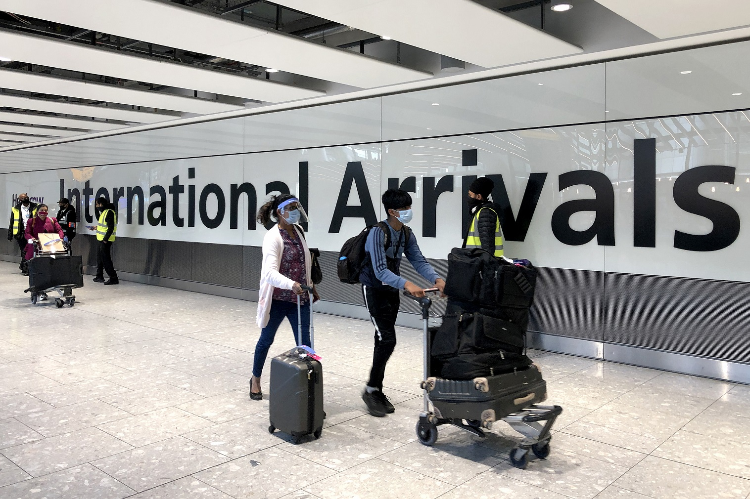 The exemption of fully-vaccinated Nigerians travelling to the UK from providing a pre-departure test and self-isolating for 10 days, is a very welcome development.