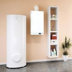 Pastatomi vandens šildytuvai
