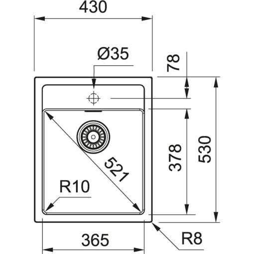 SID 610 -40 Technine