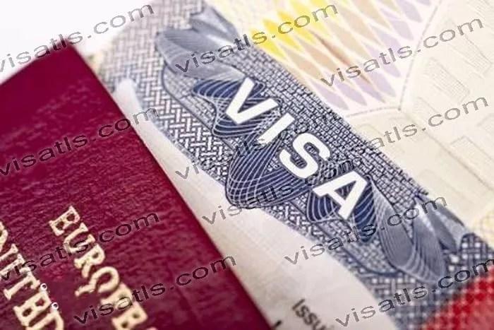استمارة طلب فيزا شنغن لدول الاروبية 2020
