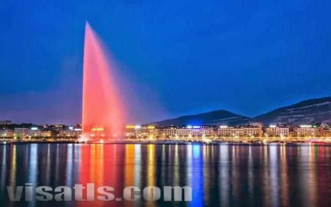 اماكن سياحية بسويسرا