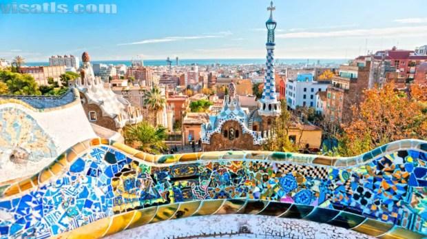 سياحة في اسبانيا