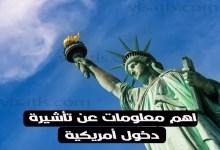تاشيرة امريكا للبيع وكيفية الحصول على تاشيرة امريكا 2021