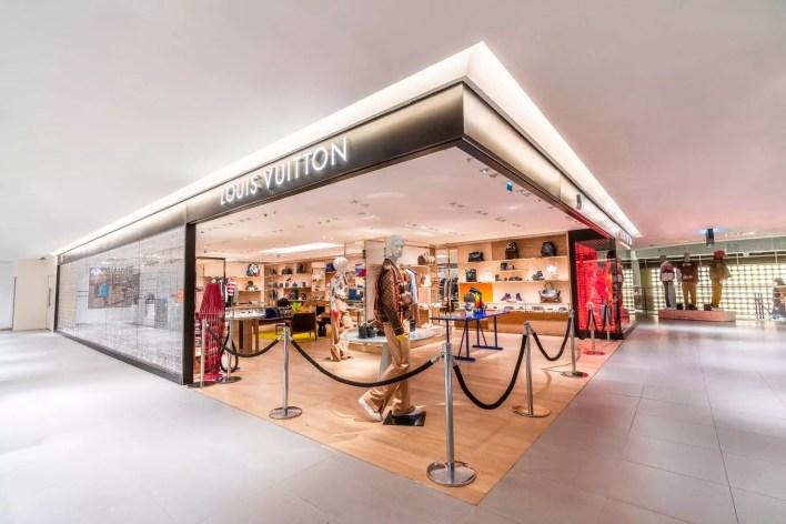 Louis Vuitton Paris Galeries Lafayette