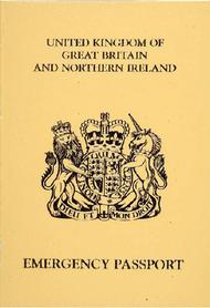 ETD паспорт гражданина Великобритании visatouk.ru