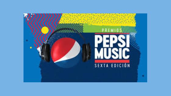 Premios Pepsi Music 2018
