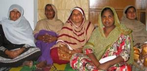 Members of DAMEN Microfinance