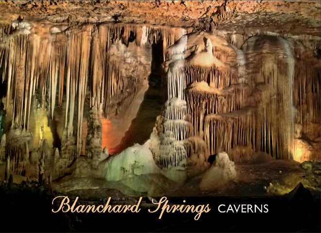 Blachard Springs Caverns