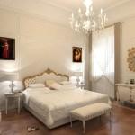 camera matrimoniale arredato appartamento centro milano affitasi