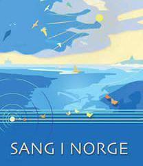 Sang i Norge - bokomslag