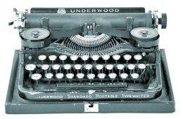 skrivemaskin
