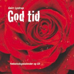 CD-omslag - God Tid
