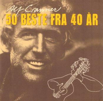Alf Cranner: 50 beste fra 40 år