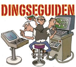 Dingseguiden logo