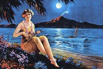 Ukuleledame, Hawaii