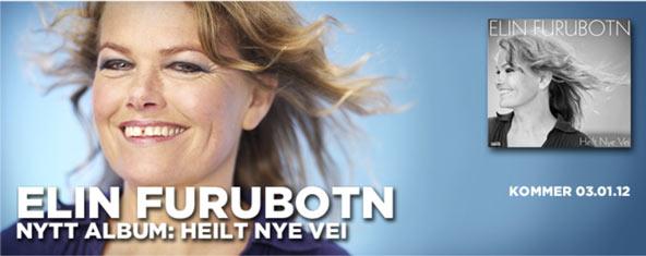 Elin Furubotn ny CD