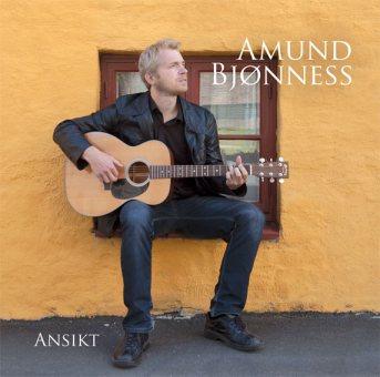 Amund Bjønness EP-omslag