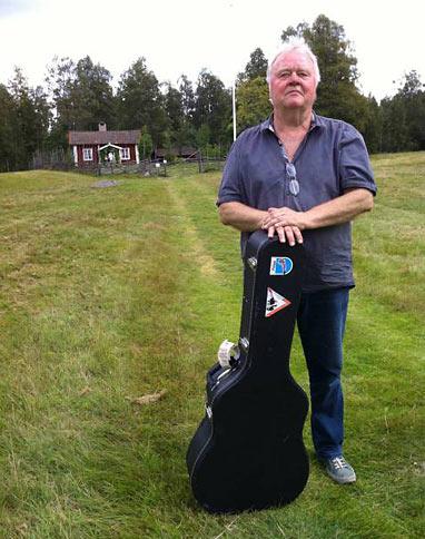 Peter Abrahamsen: Vejen til Luossa – tekster av Dan Andersson