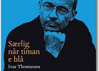 CD-omslag Ivar Thomassen