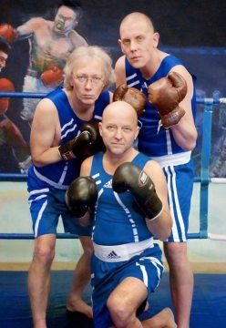 Nordisk knockout-pressebilde