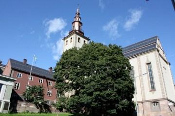 Den svenske Margaretakyrkan i Oslo