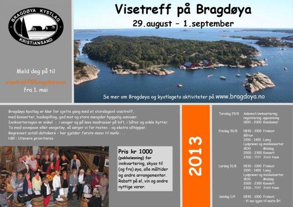 BrGDØYA-FOLDER SIDE 1