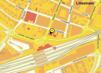 Lillstrom-kart