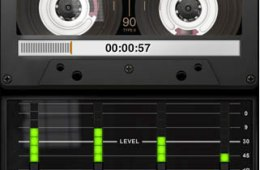 iPhone-opptaker Amplitube