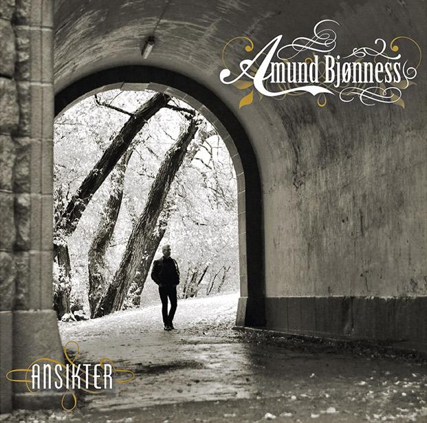 Amund Bjønness – Ansikter (CD)