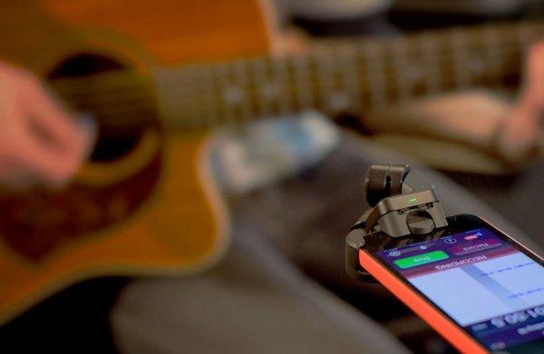 Røde mik for iPhone