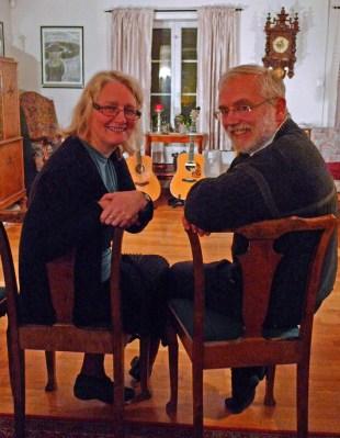 Majsi og Hans Kåre