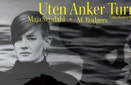 Uten Anker-plakat