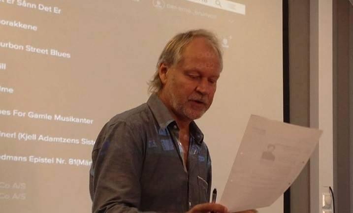 26–28. aug: Låtskriverseminar med Ingvar Hovland, Håvard Rem og John Ivar Bye