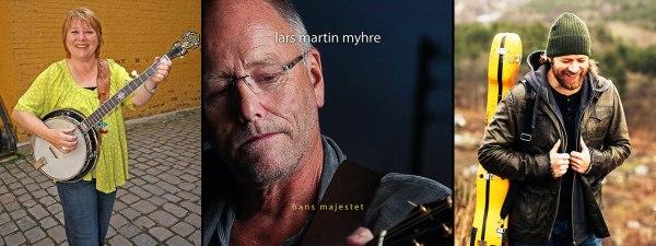 Kari Svendsen, Lars M Myhre, Peter Nordberg