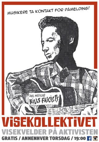 Plakat for Visekollektivet