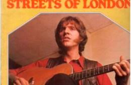 Plateomslag Streets of London