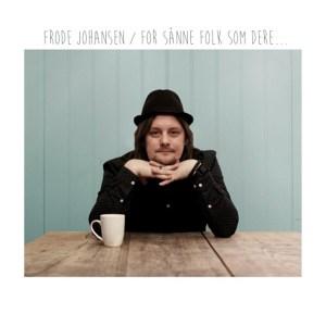 CD-omslag, Frode Johansen