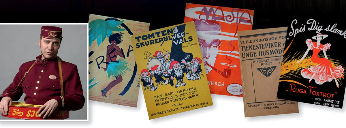 Norsk reklamesang 1844–1940