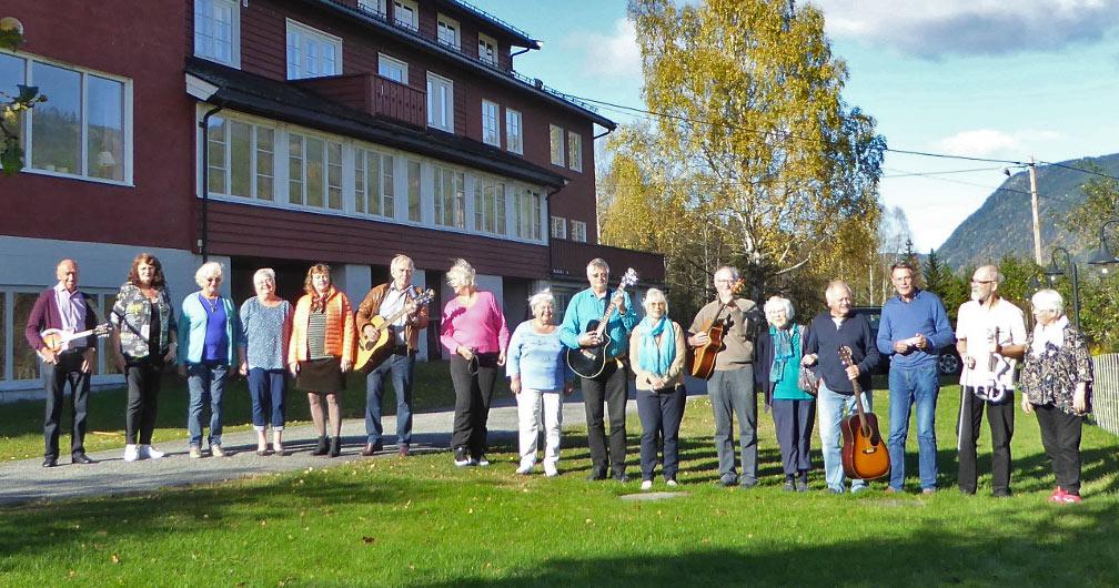 En helg i en viseklubbs liv: Viseseminar i Hallingdal