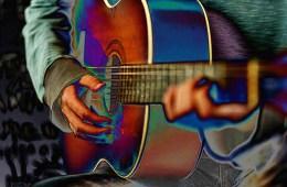 Gitarspill