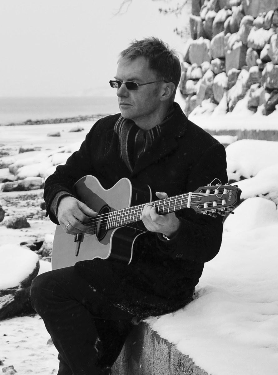 Lars Harald Storebø: Releasekonsert på Kafé Mir