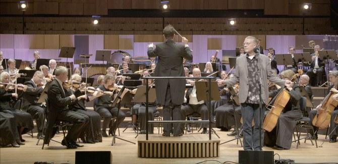 Mikael Wiehe med orkester