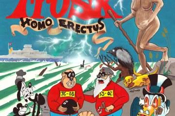 Frosk LP-omslag