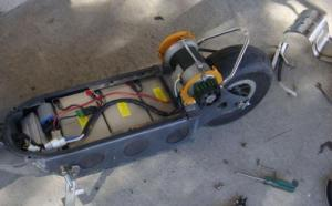 BladeZ xtr se 450 won't go | V is for Voltage electric vehicle forum