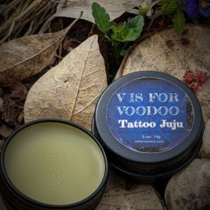 Tattoo aftercare salve