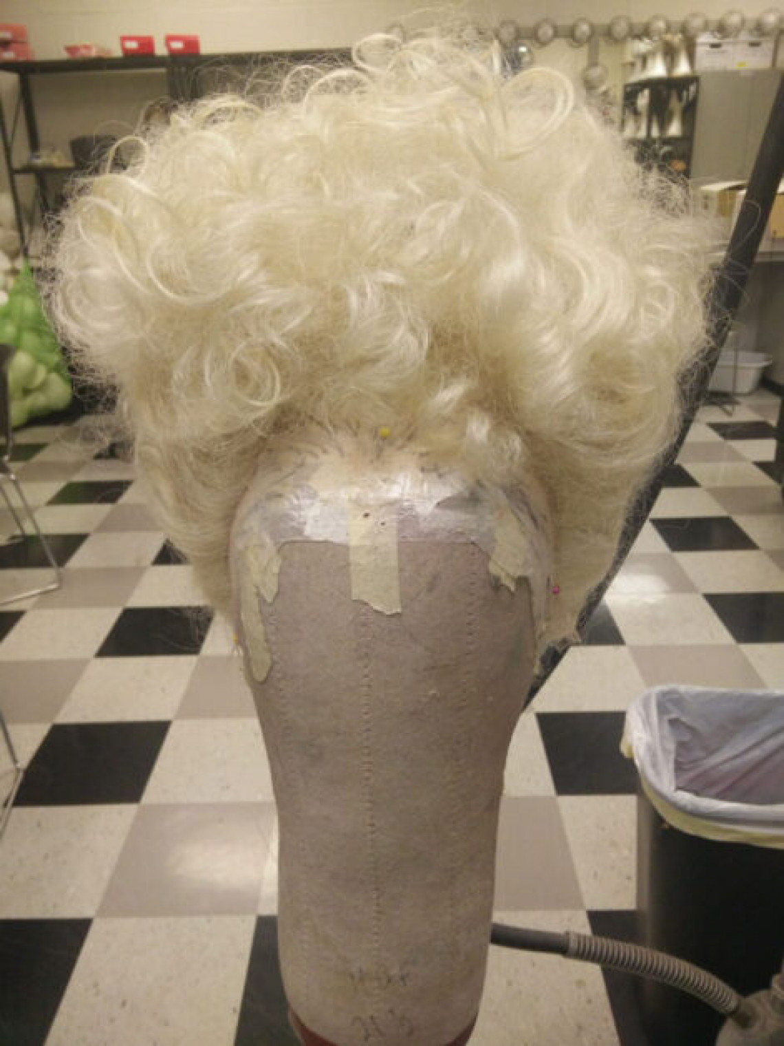 Fronted-Wig