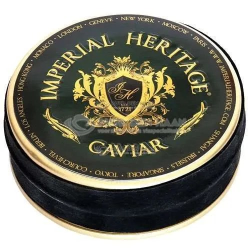 Blikje kaviaar Heritage
