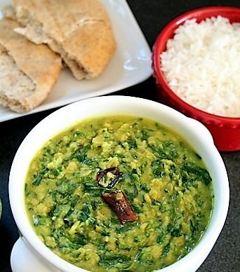 Bhaaji ભાજી and It's Variations